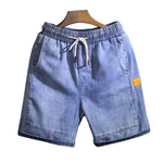 Pollogie™ Loose Fit Jeans Shorts