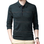 Pollogie™ Casual Loose Polo Shirt