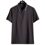 Pollogie™ Basic Loose Polo Shirt