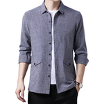 Pollogie™ Old School Style Button Shirt