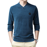 Pollogie™ Casual Long Sleeve Sweater