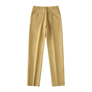 Pollogie™ SLIM-FIT CHINO FLAT-FRONT PANTS