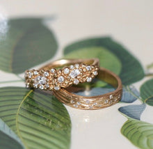Load image into Gallery viewer, Sephia Diamond Ring
