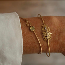 Load image into Gallery viewer, Palm Leaf Bracelet