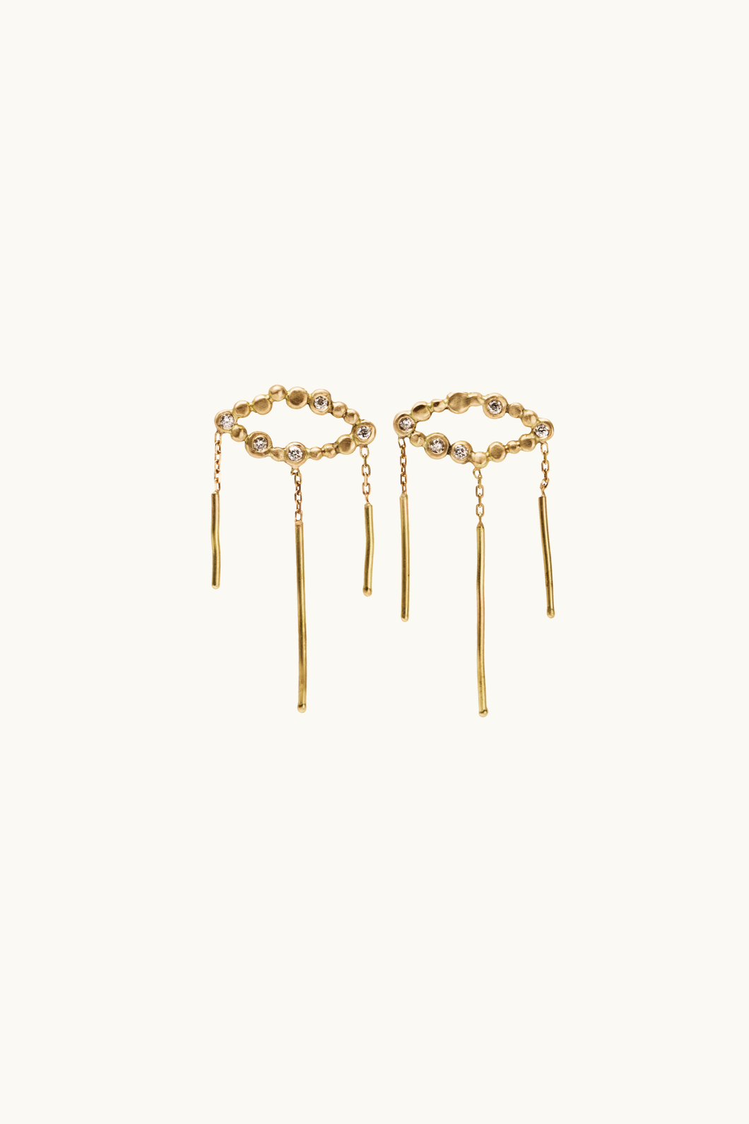 Open Eye Earrings