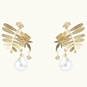 Tropic Pearl Earrings