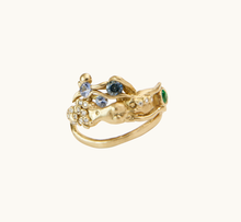 Load image into Gallery viewer, Sea Goddess Ring