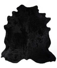 Load image into Gallery viewer, Natural Black Rug #813
