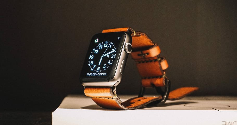 Apple Watch Leather Band