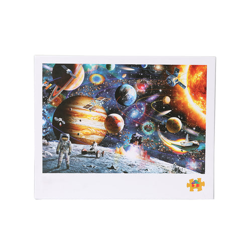 Toys Jigsaw Puzzles 1000 Piece Space Adult Kids DIY Puzzle Child Toys Home Decor - VIP Toys and Hobbies