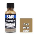 PL149 Premium BRITISH BROWN SCC No.2 - VIP Toys and Hobbies