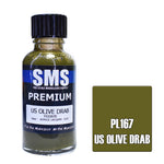PL167 Premium US OLIVE DRAB 30ml - VIP Toys and Hobbies