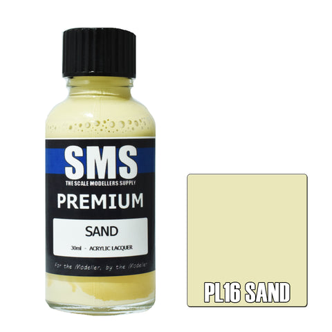 PL16 Premium SAND 30ml - VIP Toys and Hobbies