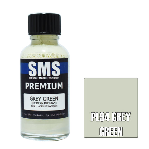 PL94 Premium GREY GREEN 30ml - VIP Toys and Hobbies