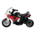 Kids Ride On Motorbike BMW Licensed S1000RR Motorcycle Car Red - VIP Toys and Hobbies