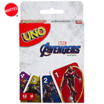 Mattel Games UNO Marvel Avengers - VIP Toys and Hobbies