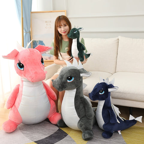 Giant Cute Flying Dragon Plush Toys Stuffed Animal - VIP Toys and Hobbies