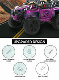 Toys Kids Electric Ride on Jeep Toys BoPeep Car Off Road w/ Built-in Songs Remote 12V - VIP Toys and Hobbies