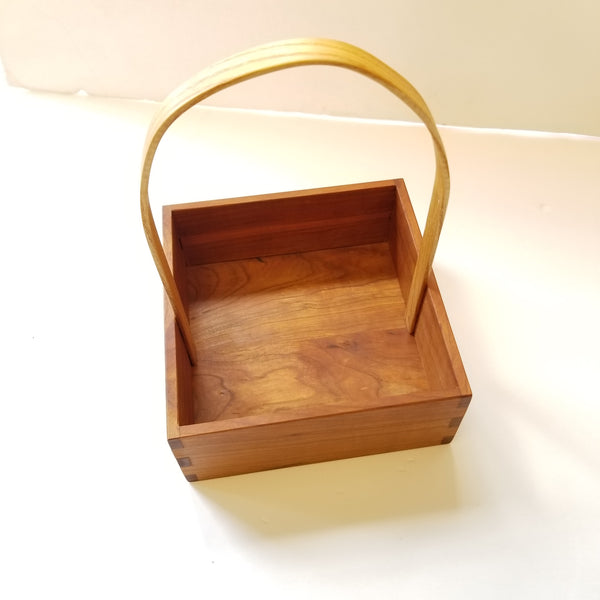 Wooden Napkin Holder | Shakers Basket