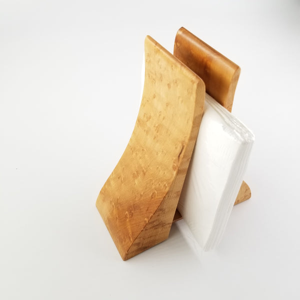 Napkin holder light color
