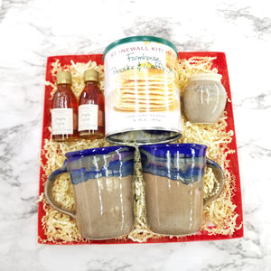 Thanksgiving gift box