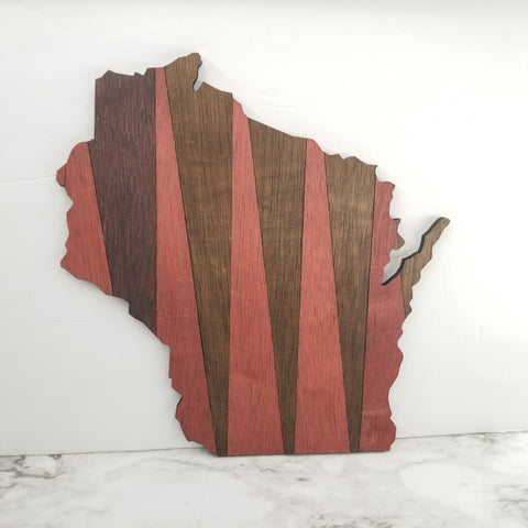Wisconsin wall art