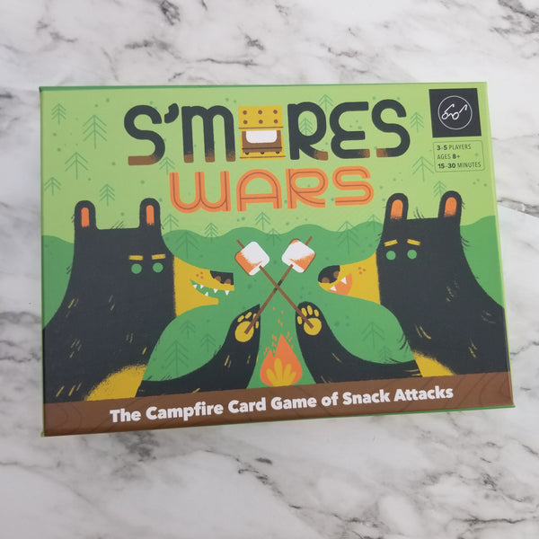 Smores Wars The Campfire Card Game