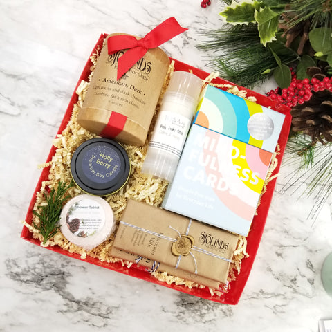 Relax and meditate gift box