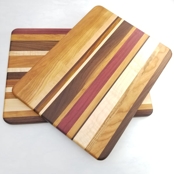 Large cutting board wedding gift
