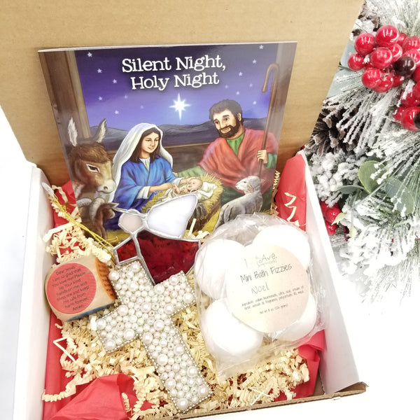 Catholic Themed Gift Box For Kids