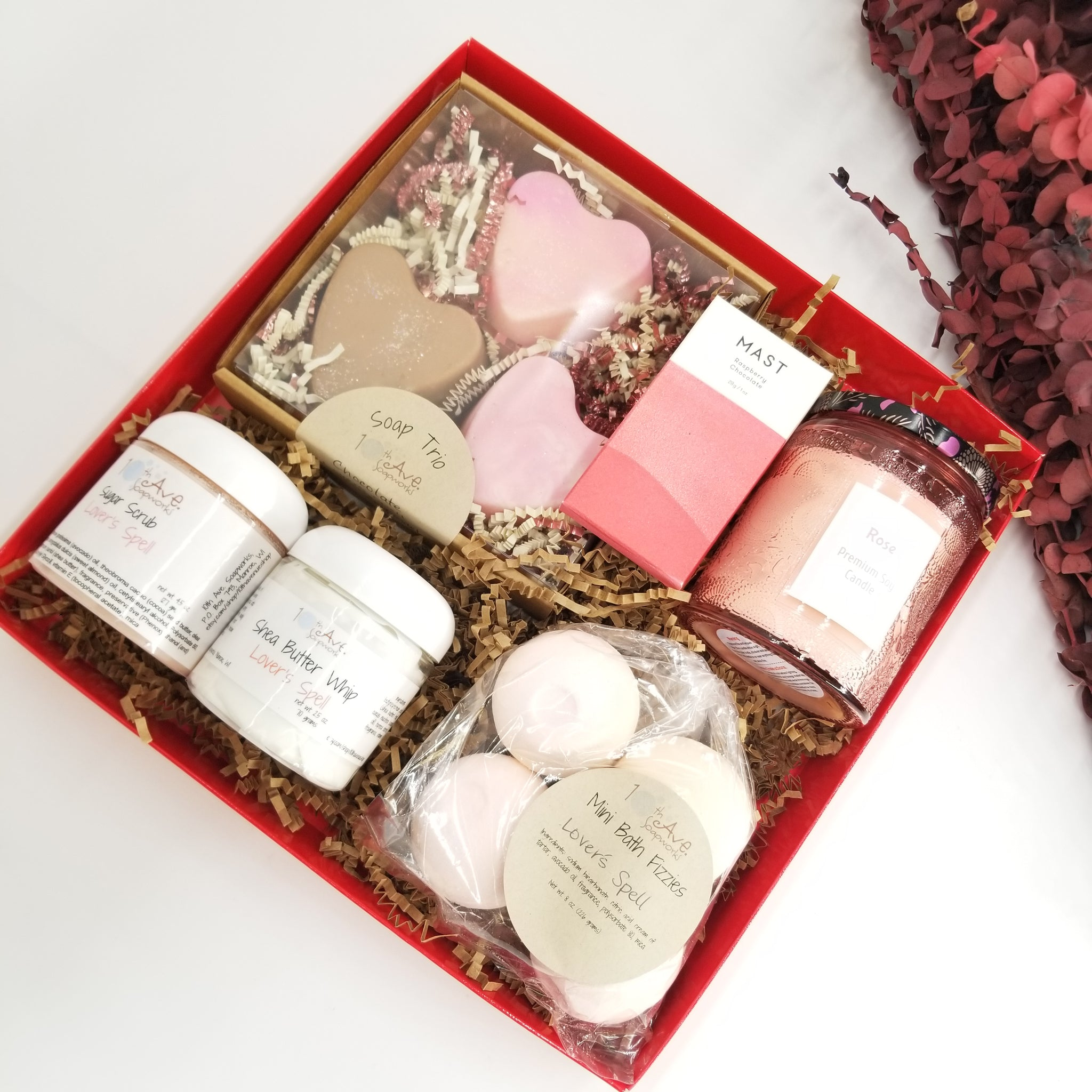 The ultimate Valentine's day spa gift