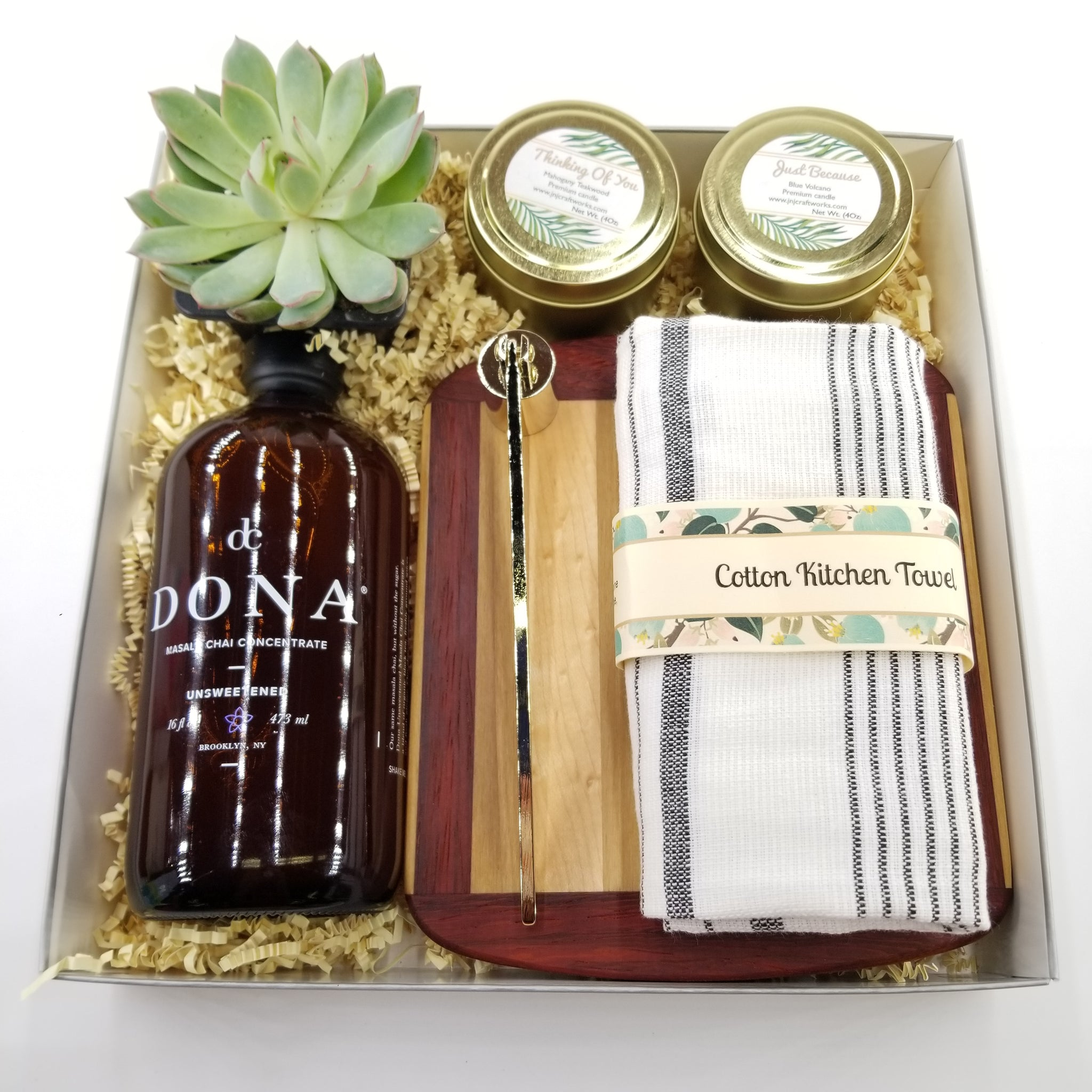 The new beginning gift box
