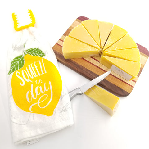 Wisconsin Cheese Soap