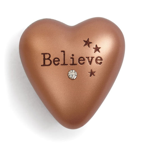 Believe heart token