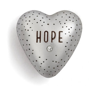 Hope heart token