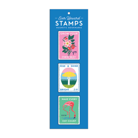 Magnetic Bookmarks Upward Stamps