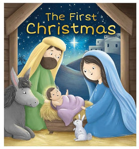 The First Christmas Story Childrens Book
