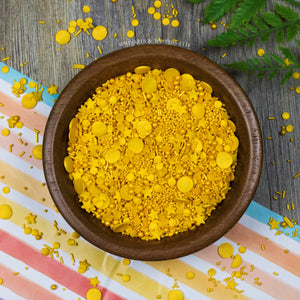 The Golden Hour Sprinkles Mix Cupcake / Cake Decorations