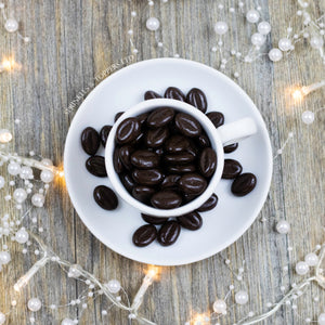 Dark Chocolate Coffee (Mocca) Beans  (100g)