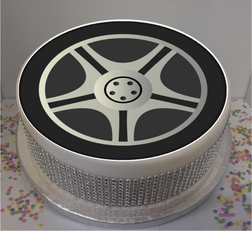 Car / Vehicle Wheel 8