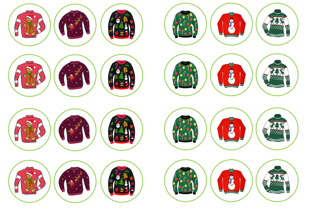 Christmas Jumper Collection 1.3