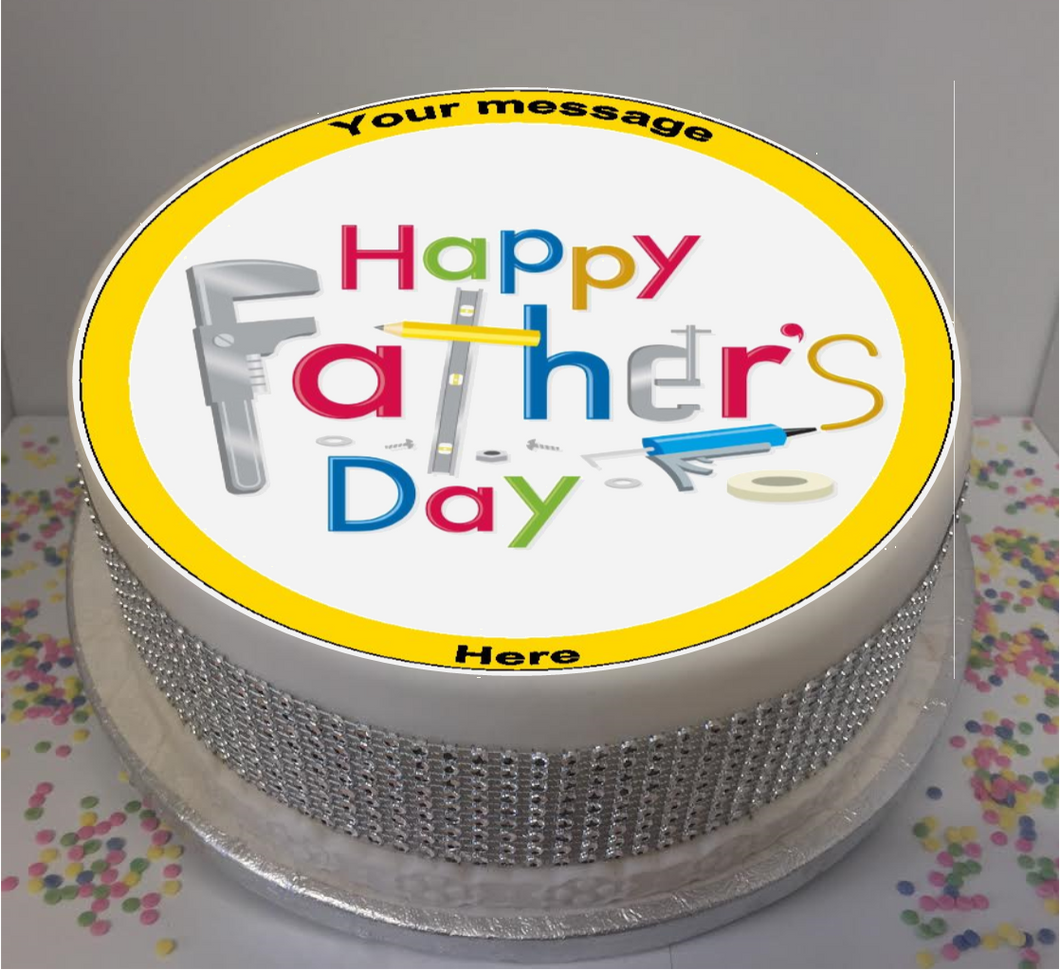 Personalised DIY Fathers Day 8