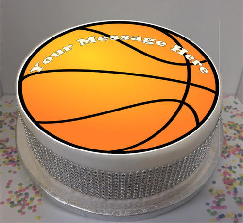 Personalised Basketball 8
