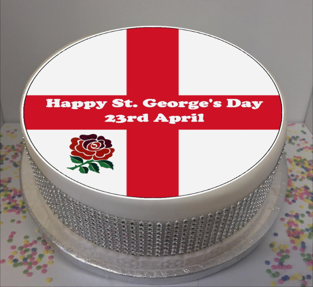 St George's Day 8