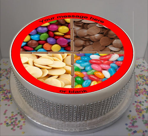 Personalised Chocolates & Sweets Scene 8