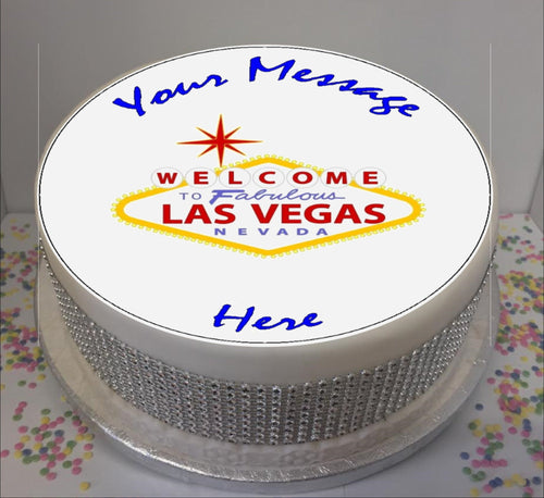 Personalised Las Vegas Sign 8