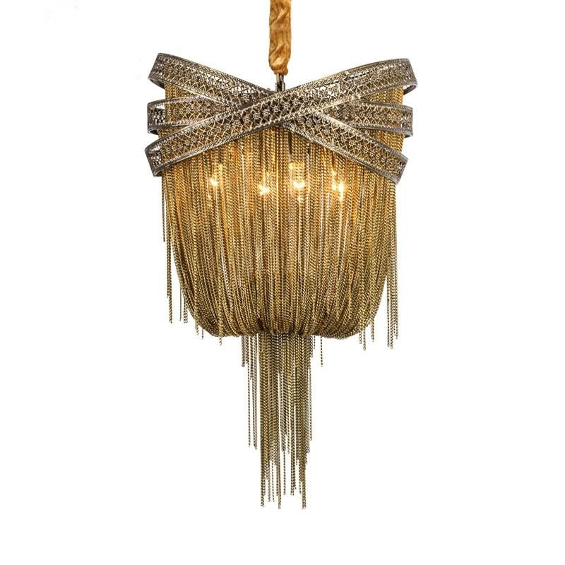 Suspension Industrielle Vintage Indien | Lustre Shop