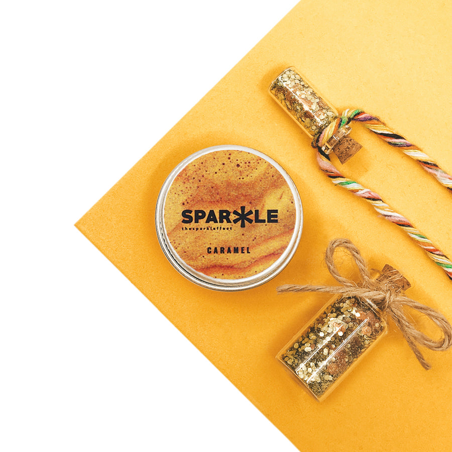 Sparkle Pack - Caramel Party