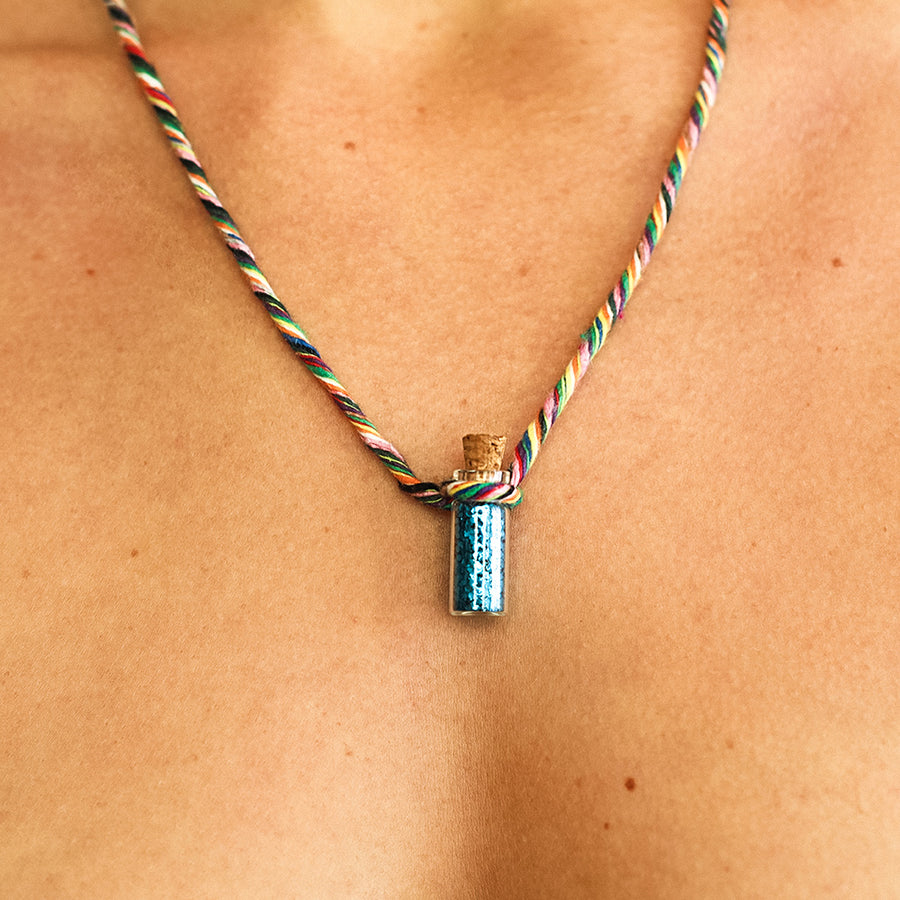 Sparkle Necklace - Neptune Blend