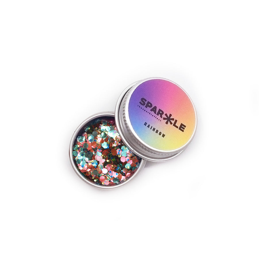 Sparkle Touch - Rainbow Blend